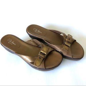 Cole Haan Platform Wedge Sandals Nike Air G Series